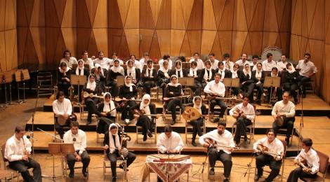 کنسرت هنرجویان آموزشگاه چاووش