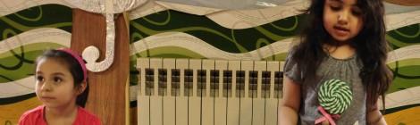 چالش هايى درطرح برنامه ى آموزش موسيقى كودك
